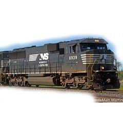 Athearn Genesis Ho Scale SD60E Norfolk Southern DCC & Sound *Pre-order*