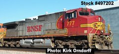 Intermountain Railway Ho Scale C44-9W (Dash 9) BNSF Warbonnet DCC NON - Sound *Pre-Order