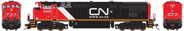 Rapido Ho Scale Dash8-40CM CN (CN.CA) DCC Ready