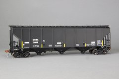 Ho Scale Scaletrains Rivet Counter DeGussa/DCBX Thrall 4727 Carbon Black Hoppers