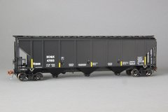 Ho Scale Scaletrains Rivet Counter Equa-Chlor/EQCX Thrall 4727 Carbon Black Hoppers