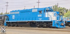 Scaletrains Rivet Counter Ho Scale SD40-2 EMD/Lease (Blue/White & Patched Bandit Scheme) DCC & Sound *Pre-order*