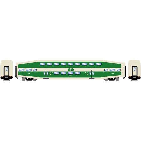 Athearn RTR Bombardier GO Transit Coach #2006