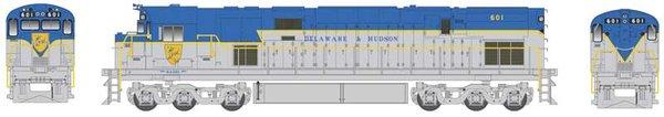 Bowser Ho Scale C628 Delaware & Hudson Large Shield DCC & Loksound *Pre-Order*