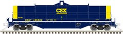 Atlas Ho Scale 42' Coil Steel Cars CSX