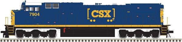 Atlas Ho Scale Dash8-40CW CSX DCC Ready *Pre-Order*