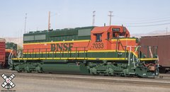 Scaletrains Rivet Counter Ho Scale SD40-2 BNSF Hertiage I DCC & Sound *Pre-order*