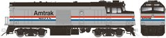 "Rapido Ho Scale Amtrak ""Cabbage"" NPCU Ph. III W/Lok Sound& Ditchlights *Pre-Order*"