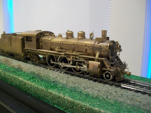 United / PFM Brass 4-6-2 H-5 Great Northern