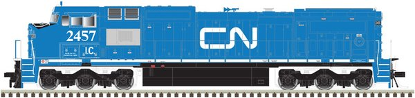 Atlas Ho Scale Dash8-40CW Canadian National (IC) DCC Ready *Pre-Order*