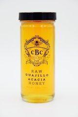 Raw Guajillo Acacia Honey 12 oz.