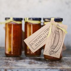 Honeyed Citrus Marmalade