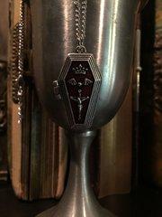 Vampire Coffin, Gothic Poison Box