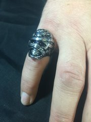 Mummy Horror Ring