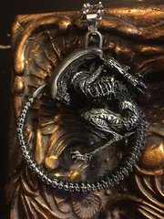 Aliens Horror Necklace