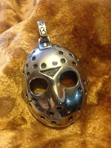 Jason Mask Pendant