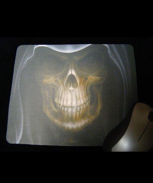 Grim Reaper Mouse Pads