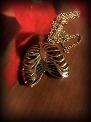 S.S Ribcage Necklace