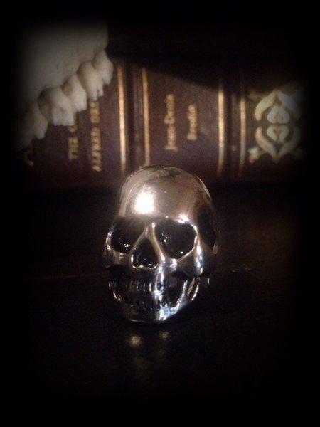 Biker Skull Ring