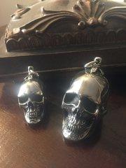 Stainless Steel Skull Pendant