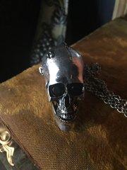 Alien Skull Necklace