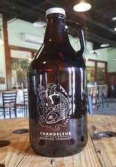 Chandeleur Island Brewing Company Growler