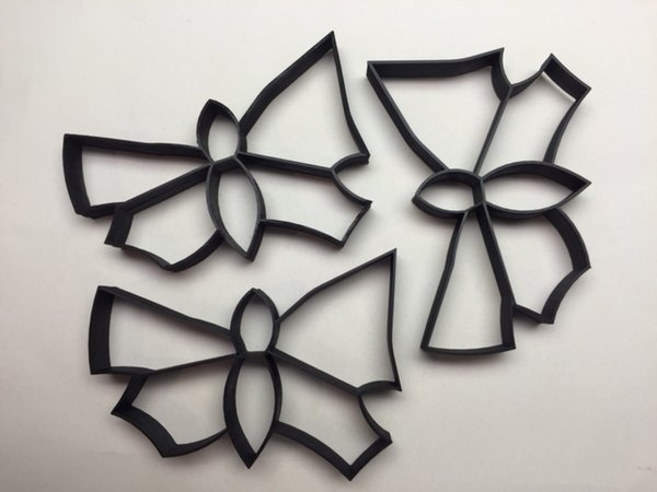 Butteryfly Tessellation Molds Walkways Patios