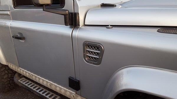 Defender 2 Door Security Door Hinge Kits Gore Products Ltd