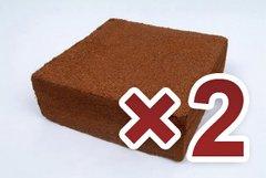 5kg Coir Block (2 Pack)