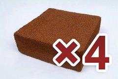 5kg Coir Block (4 Pack)