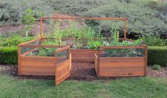 Maine Kitchen Garden - 8'x12' Raised Bed Garden