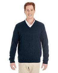 Men's V-Neck Long Sleeve Sweater