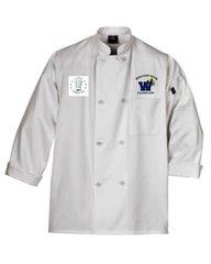 Culinary White Chef Coat