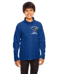 HEALTH TECH Team 365 Youth Campus Microfleece Jacket