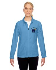 Electrical Ladies Microfleece Jacket