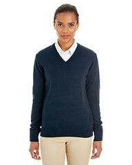 Ladies Long Sleeve V-Neck Sweater