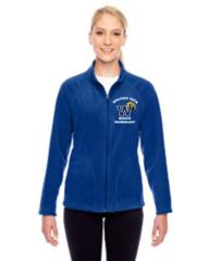 HEALTH TECH Team 365 Ladies Campus Microfleece Jacket
