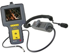 General Tools DCS1600ART-High-Performance, Articulating, Recording Video Borescope System