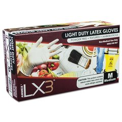 Ammex LX346100 large Glove (Case)