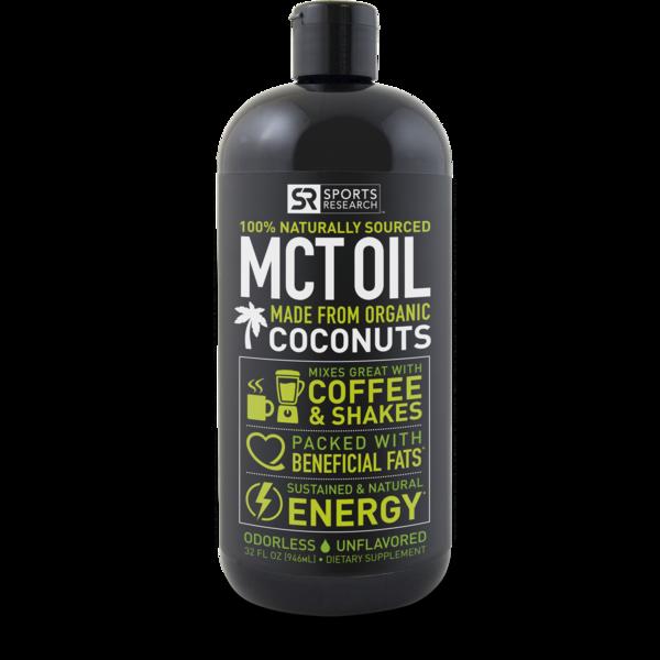 Premium MCT Oil - 946ml