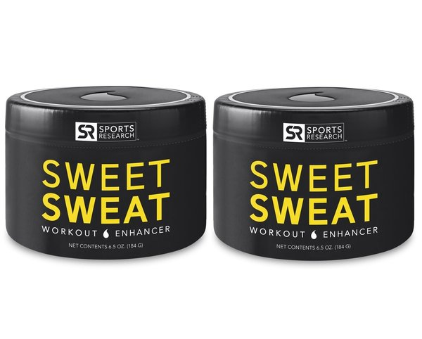 2 Sweet Sweat Jar (6.5oz) - $24.50 each