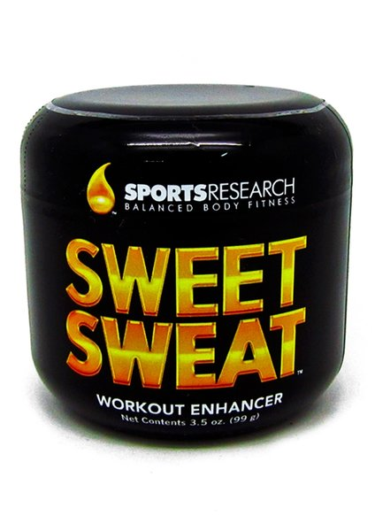 Sweet Sweat Jar 3.5oz (99g) - Special Edition
