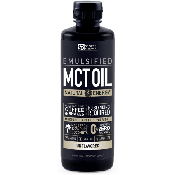 how to make emulsified mct oil