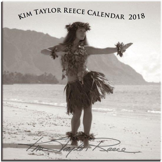 Hula Kahiko 2018 Calendar
