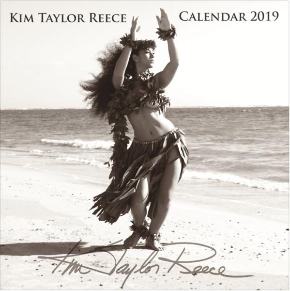 Hula Kahiko 2019 Calendar