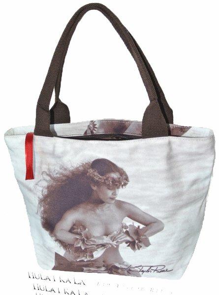 Hula Kahiko V Small Tote Bag