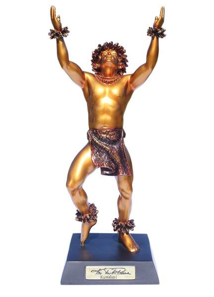 Kamalani Statue