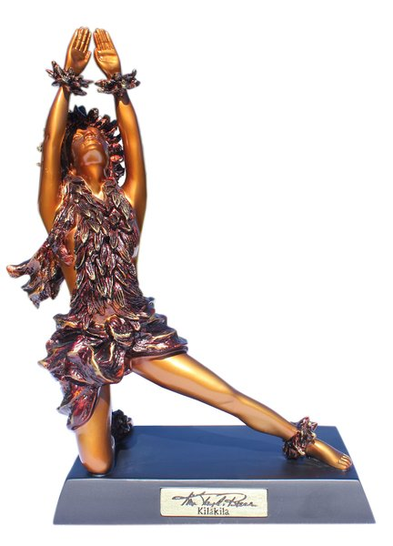 Kilakila Statue