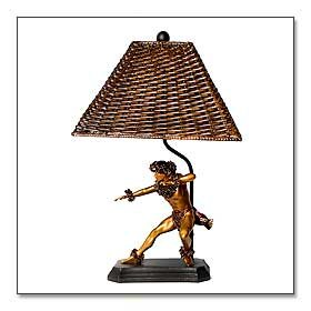 hula kahiko kane lamp