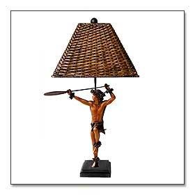 hoe wa'a lamp